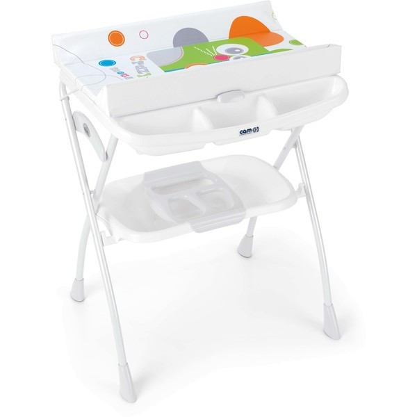 Gentil Product ID: 5030. Cam Volare Changing Table With Bath ...