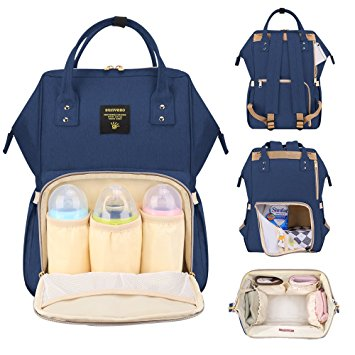 Diaper Bags Diaper Bag Multi-Function Waterproof Travel Backpack Nappy Bag  for Baby Care with Insulated Pockets b6c035d02