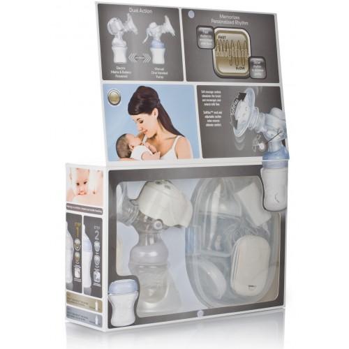 The First Years Breastflow Manual Breast Pump - Walmart