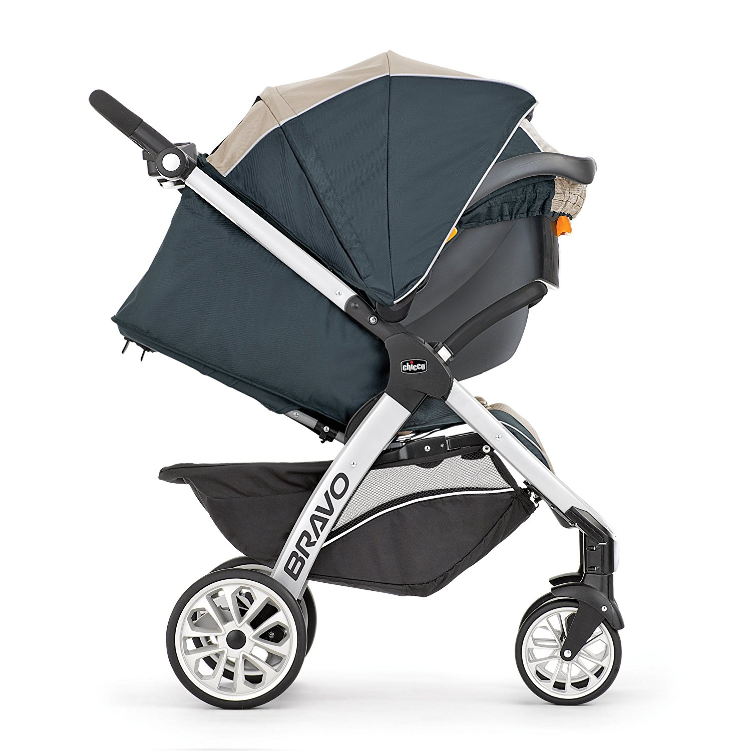 Chicco Bravo Travel System Orion