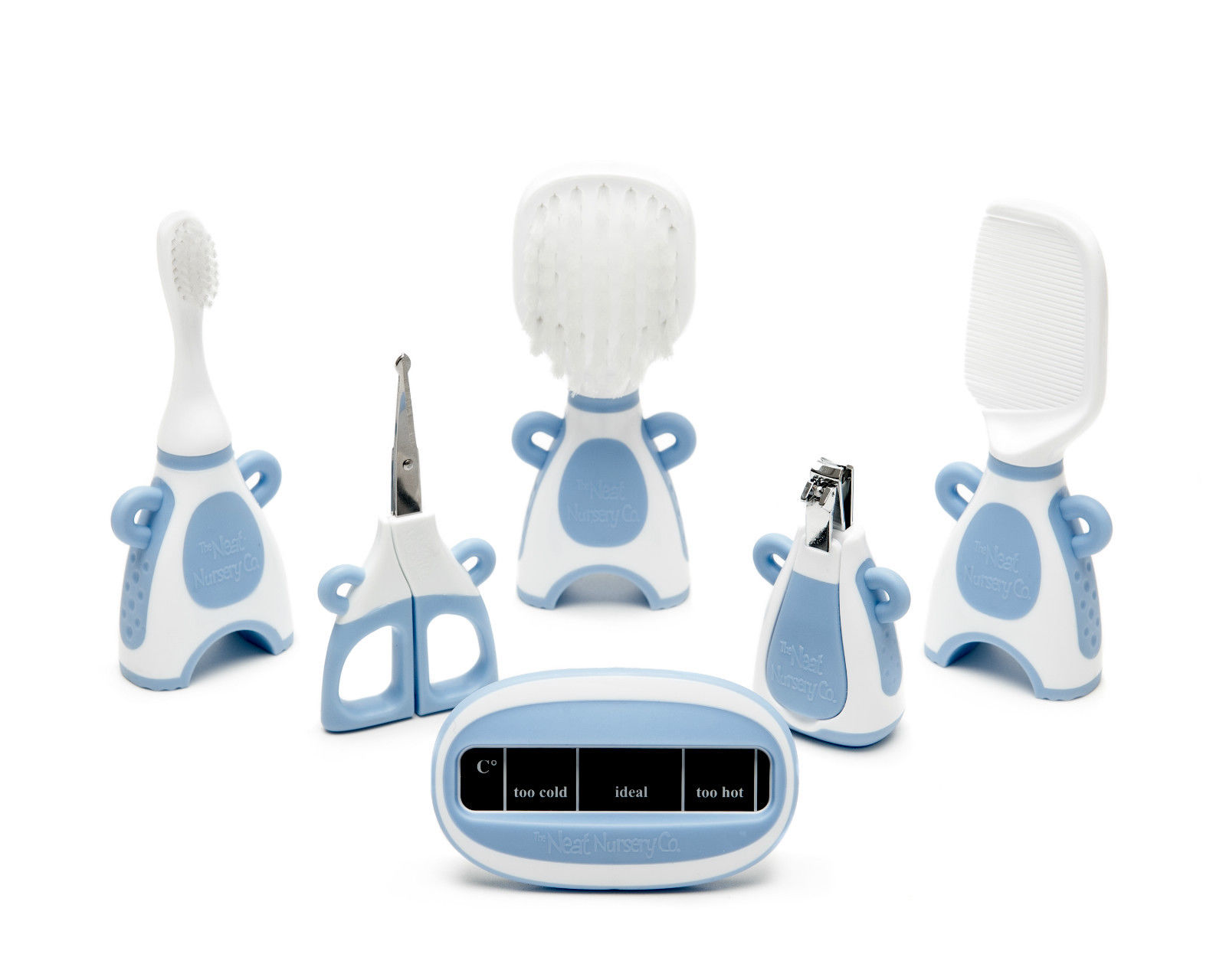 tommee tippee grooming kit thermometer instructions