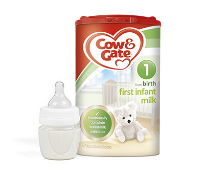 Cow And Gate 1 First Milk Powder 900g Monmartt