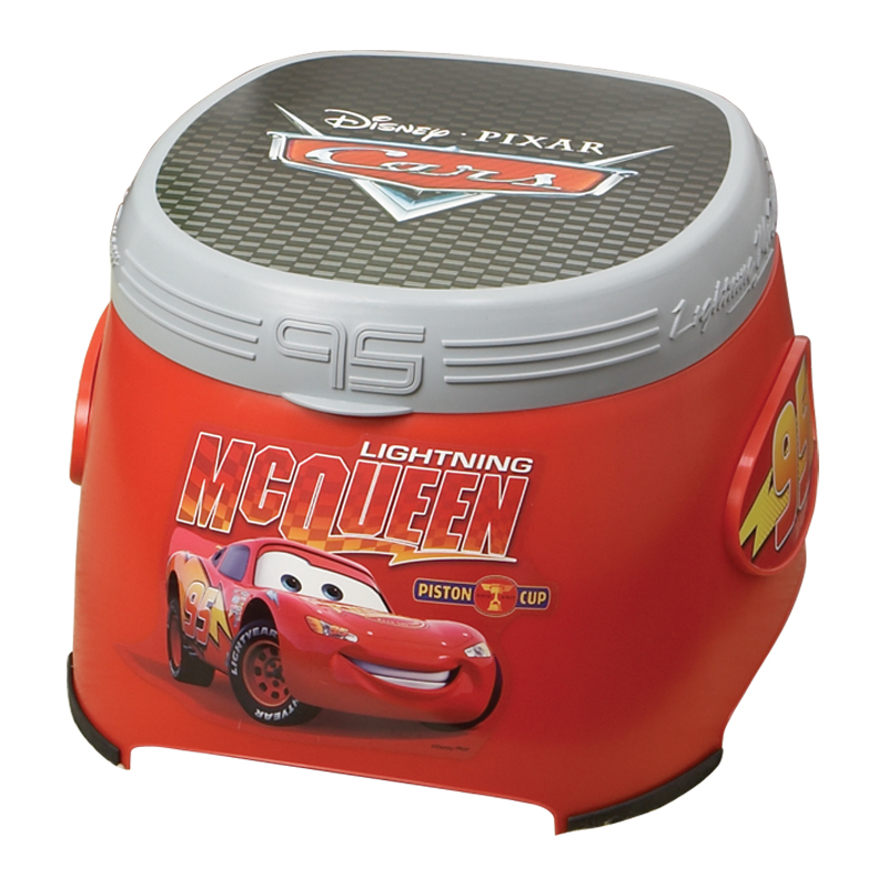 Lightning Mcqueen Potty Disney Cars Chair Step Stool Seat Monmartt