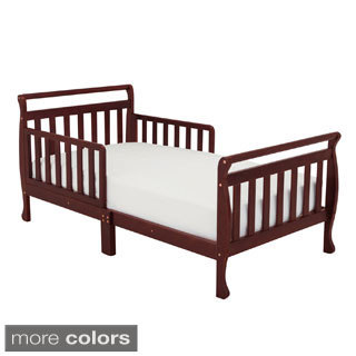 Bed Frames And Wooden Cot Toddler In Dark Brown
