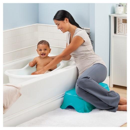 Summer Infant Comfort Height Bath Tub